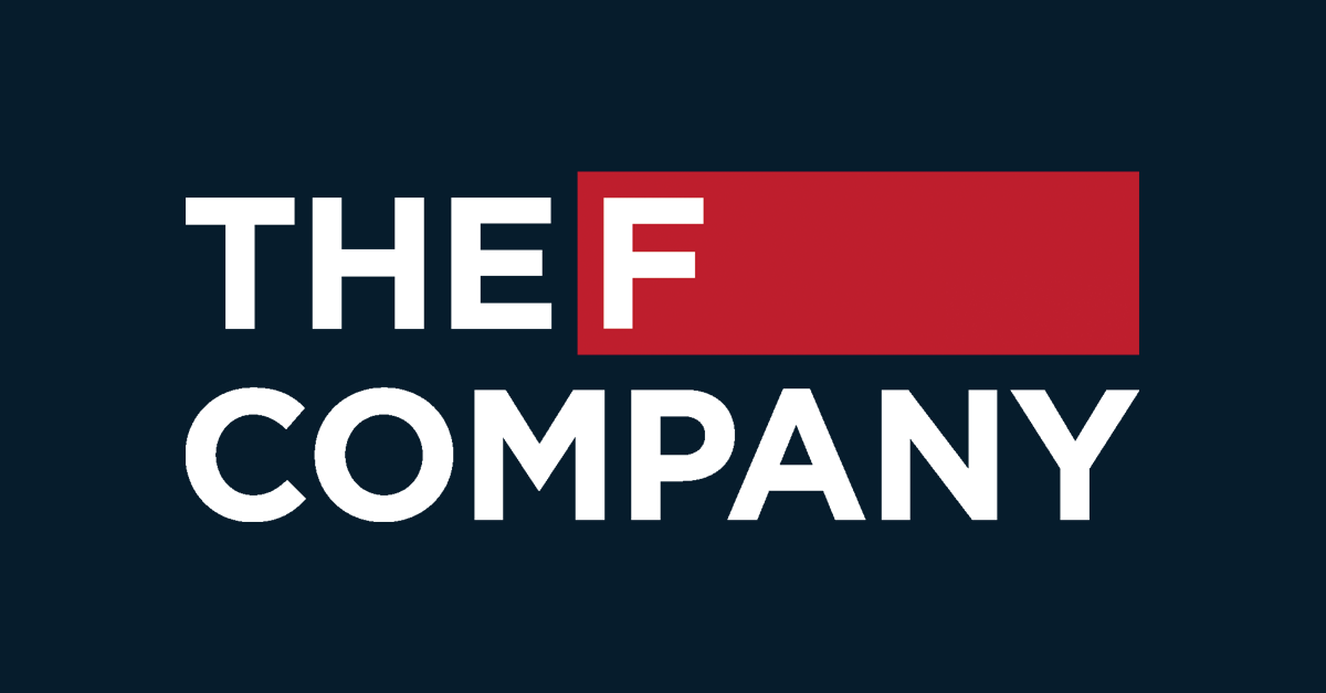 The F Company Logo